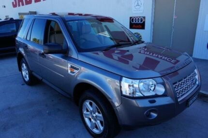 2008 Land Rover Freelander 2 LF TD4 Grey Sports Automatic Wagon Milperra Bankstown Area Preview
