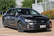 2014 Subaru WRX V1 MY15 Premium Lineartronic AWD Black 8 Speed Constant Variable Sedan Wayville Unley Area Preview
