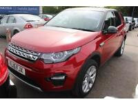 Land Rover Discovery Sport 2.2 SD4 HSE 5dr 4WD Aut