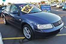 1999 Volkswagen Passat  Blue Sports Automatic Sedan Minchinbury Blacktown Area Preview