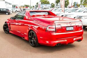 2011 Holden Special Vehicles Maloo E Series 3 R8 SV Black Edition Red 6 Speed Sports Automatic Wilson Canning Area Preview