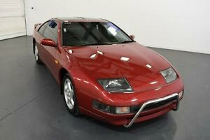 1990 Nissan 300ZX Z32 COUPE 2DR AUTO 4SP 3.0TT Red Coupe Moorabbin Kingston Area Preview