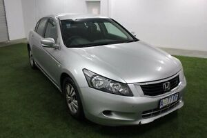 2008 Honda Accord 8th Gen VTi-L Silver 5 Speed Sports Automatic Sedan Moonah Glenorchy Area Preview