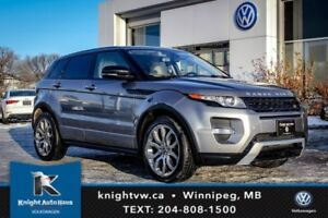 2013 Land Rover Range Rover Evoque AWD w/ Nav/Backup Cam/Sunroof