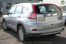 2015 Honda CR-V RM Series II MY16 VTi 4WD Silver 5 Speed Sports Automatic Wagon Myaree Melville Area Preview