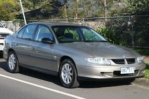 2000 Holden Commodore VX Executive Sandstone 4 Speed Automatic Sedan Briar Hill Banyule Area Preview