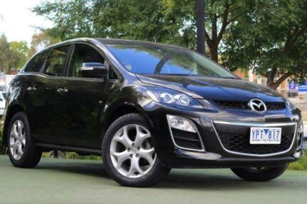 2011 Mazda CX-7 ER1032 Luxury Activematic Sports Black 6 Speed Sports Automatic Wagon Berwick Casey Area Preview
