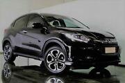 2014 Honda HR-V MY15 VTi-L Black Hatchback Underwood Logan Area Preview