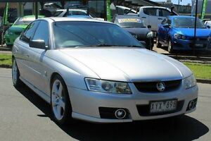 2005 Holden Berlina VZ Silver 4 Speed Automatic Sedan West Footscray Maribyrnong Area Preview