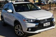 2016 Mitsubishi ASX XC MY17 LS 2WD White 6 Speed Constant Variable Wagon Thebarton West Torrens Area Preview