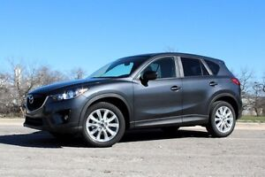 Mazda CX-5 GT Full Option End of Lease Buy Back options open