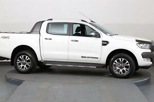 2016 Ford Ranger PX MkII Wildtrak 3.2 (4x4) White 6 Speed Automatic Dual Cab Pick-up Smithfield Parramatta Area Preview