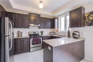Gorgeous 3+1 B/R Freehold T/House At Bovaird/Hwy 410