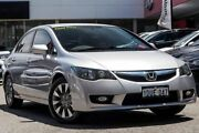 2011 Honda Civic 8th Gen MY11 VTi-L Silver 5 Speed Automatic Sedan Osborne Park Stirling Area Preview