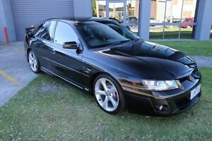 2005 Holden Special Vehicles Clubsport Z Series Black 4 Speed Automatic Sedan Heatherton Kingston Area Preview