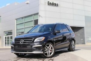 2015 Mercedes-Benz ML 63 AMG ML63 AMG|PREMIUMPKG|MASSAGESEATS|DR