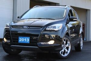 2013 Ford Escape Titanium-LOW KMS+NAVIGATION+BACKUP CAM
