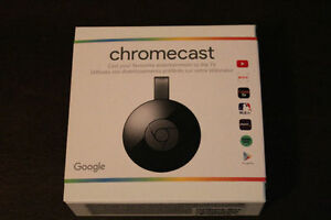 New Google Chromecast 2nd generation in sealed box West Island Greater Montréal image 5