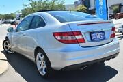 2010 Mercedes-Benz CLC200 Kompressor CL203 Silver 5 Speed Automatic Coupe Willagee Melville Area Preview
