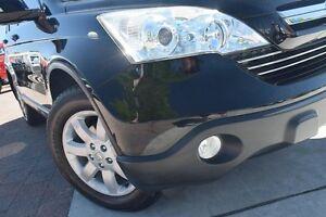 2007 Honda CR-V RE MY2007 Luxury 4WD Black 6 Speed Manual Wagon Waitara Hornsby Area Preview