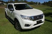 2016 Nissan Navara D23 S2 ST-X 4x2 White 7 Speed Sports Automatic Utility Buderim Maroochydore Area Preview