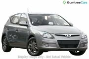 2011 Hyundai i30 FD MY11 Trophy Silver 4 Speed Automatic Hatchback Osborne Park Stirling Area Preview