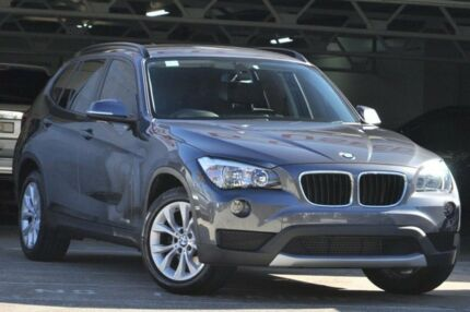 2013 BMW X1 E84 MY13 Sdrive 20I Grey 8 Speed Automatic Wagon Mosman Mosman Area Preview