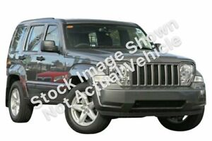 2012 Jeep Cherokee KK MY12 Sport Grey 4 Speed Automatic Wagon Melville Melville Area Preview