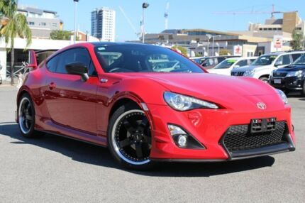 2014 Toyota 86 ZN6 GTS Fuji Red 6 Speed Manual Coupe
