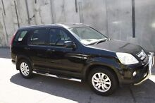 2004 Honda CR-V RD MY2005 Sport 4WD Black 5 Speed Manual Wagon Mount Hawthorn Vincent Area Preview