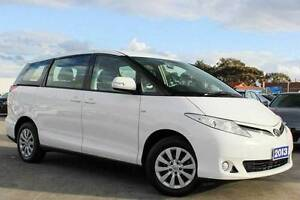 From $97 per week on finance* 2013 Toyota Tarago Wagon Coburg Moreland Area Preview
