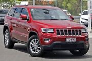 2015 Jeep Grand Cherokee WK MY15 Laredo Red 8 Speed Sports Automatic Wagon Hillcrest Logan Area Preview