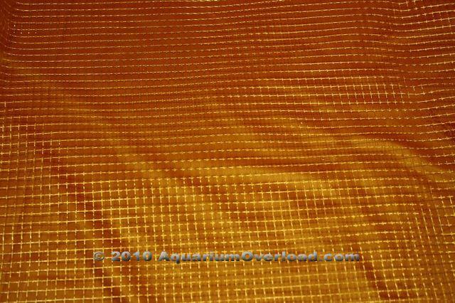 """Aquarium Top Clear Mesh Screen Netting Replacement 48""""x36"""" 1/4x1/4"""" Free Ship"""