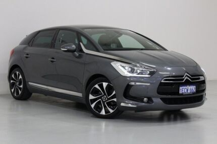 2013 Citroen DS5 MY13 Dsport Grey 6 Speed Automatic Wagon St James Victoria Park Area Preview