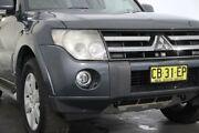 2009 Mitsubishi Pajero NT MY09 VR-X Graphite 5 Speed Sports Automatic Wagon Maryville Newcastle Area Preview