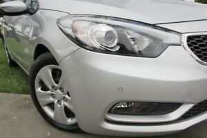 2015 Kia Cerato YD MY15 S Silver 6 Speed Sports Automatic Sedan