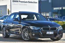 2015 BMW 330I F30 LCI M Sport Black 8 Speed Sports Automatic Sedan Victoria Park Victoria Park Area Preview