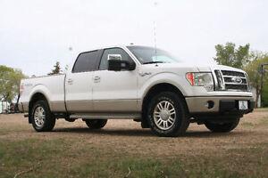 2010 Ford F-150 King Ranch Pickup Truck 5.4 L, Leather, Loaded Regina Regina Area image 1