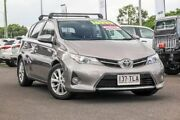 2013 Toyota Corolla ZRE182R Ascent Sport S-CVT Positano Bronze 7 Speed Constant Variable Hatchback Gympie Gympie Area Preview