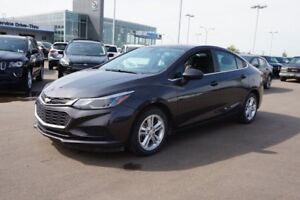 2017 Chevrolet Cruze LT Accident Free,  Heated Seats,  Back-up C