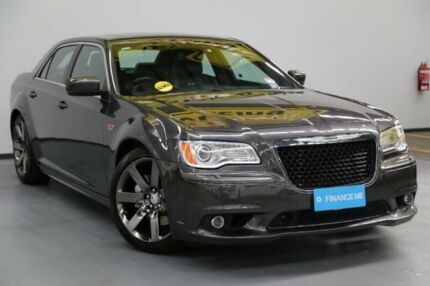 2013 Chrysler 300 LX MY13 SRT-8 Grey 5 Speed Sports Automatic Sedan
