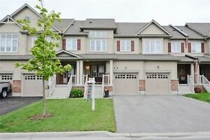 Beautiful Freehold Townhome In Desirable Port Whitby!