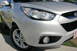 2013 Hyundai ix35 LM2 SE Silver 6 Speed Sports Automatic Wagon Kedron Brisbane North East Preview