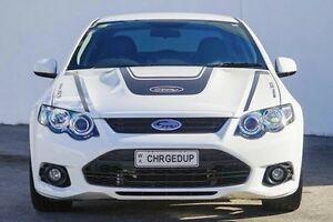 2012 Ford Performance Vehicles GS FG MK II Boss 315 White 6 Speed Manual Sedan Bellevue Swan Area Preview