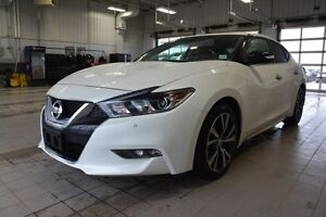 2016 Nissan Maxima SV Accident Free,  Navigation (GPS),  Leather