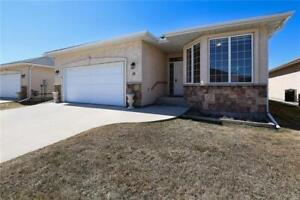 GORGEOUS 50+ BUNGALOW CONDO W/ATTACHED GARAGE IN NIVERVILLE!!