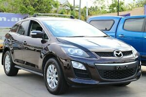 2010 Mazda CX-7 ER10L2 Classic Activematic Purple 5 Speed Sports Automatic Wagon Greenslopes Brisbane South West Preview