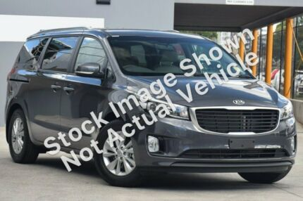 2016 Kia Carnival YP MY16 SI Grey 6 Speed Sports Automatic Wagon Ferntree Gully Knox Area Preview