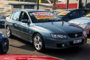 2006 Holden Commodore VZ MY06 SVZ Grey 4 Speed Automatic Sedan Ringwood East Maroondah Area Preview