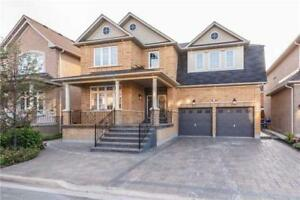 Spectacular Vaughan Home With 4 HUGE bedrooms - many upgrades!